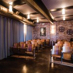 Indoor 40 seat theatre