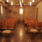 Another View of our Screening Room, seats can be reconfigured